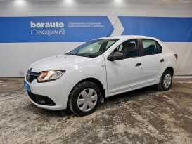 Липецк Renault Logan 2016
