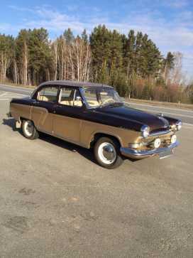 Ангарск 21 Волга 1966