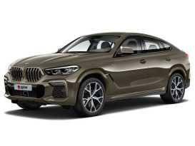 Москва BMW X6 2020