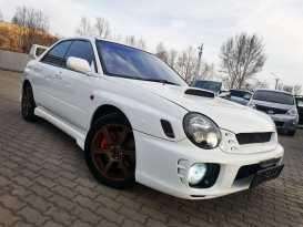 Омск Impreza WRX 2001