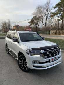 Москва Land Cruiser 2018