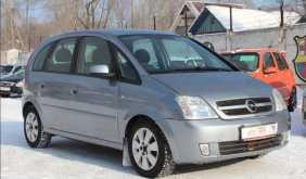 Ижевск Meriva 2004