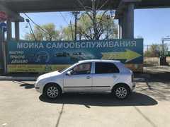 Челябинск Skoda Fabia 2002