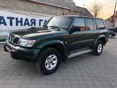 Краснодар Nissan Patrol 2001