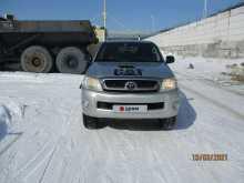 Новосибирск Hilux Pick Up 2011
