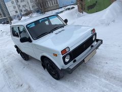 Новосибирск 4x4 2121 Нива 2014