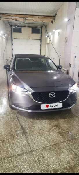 Ростов-на-Дону Mazda Mazda6 2018