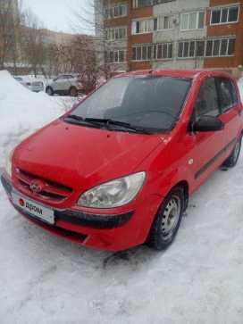 Йошкар-Ола Hyundai Getz 2005