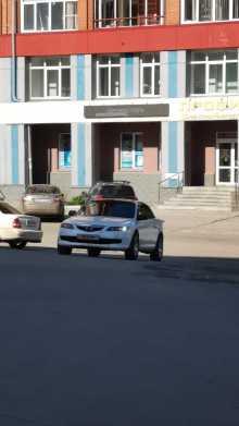Новосибирск Atenza 2003