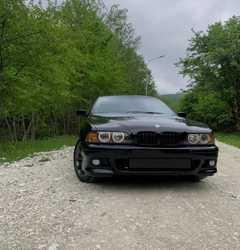 Махкеты BMW 5-Series 2003