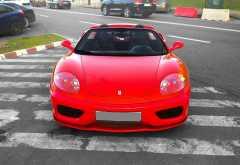 Москва Ferrari 360 2001