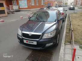 Краснодар Octavia 2012