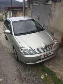 Туапсе Corolla 2005