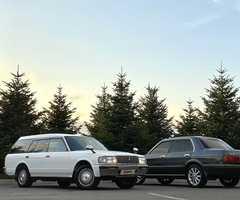 Уссурийск Toyota Crown 1995
