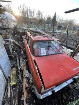 Хабаровск 412 1991