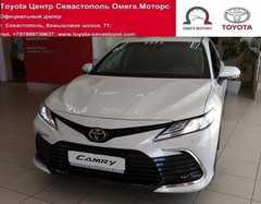 Севастополь Camry 2021