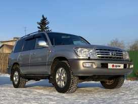 Улан-Удэ Land Cruiser 2007