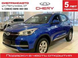 Новосибирск Chery Tiggo 4 2021
