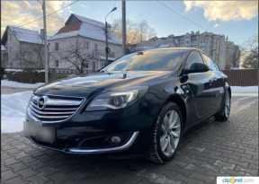 Калининград Opel Insignia 2014