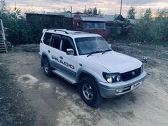 Мирный Land Cruiser Prado