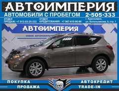 Красноярск Nissan Murano 2011