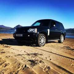 Находка Range Rover 2005