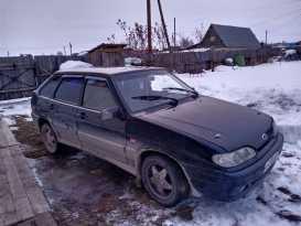 Заводоуковск 2114 Самара 2008