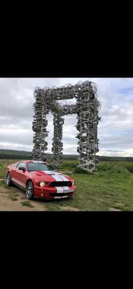 Москва Mustang 2006