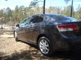 Новороссийск Avensis 2011