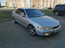 Омск Accord 2002