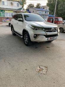 Анапа Fortuner 2019