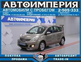 Красноярск Nissan Note 2012