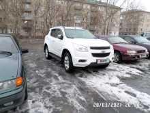 Славгород TrailBlazer 2012