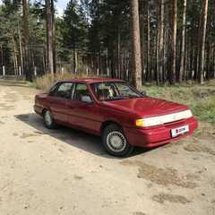 Ангарск Mercury Topaz 1992