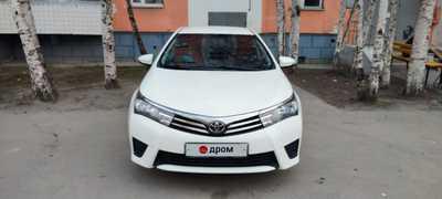 Сургут Corolla 2013