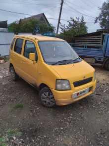 Усолье-Сибирское Wagon R 2000