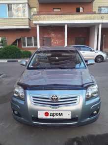 Звенигород Avensis 2007