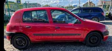 Котлас Clio 2000