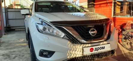 Анапа Nissan Murano 2017