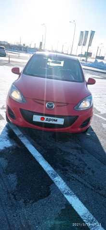 Омск Mazda2 2012