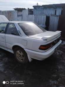 Крутинка Corolla Levin 1988
