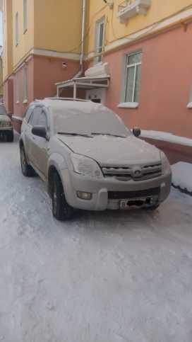 Каменск-Уральский Hover 2007