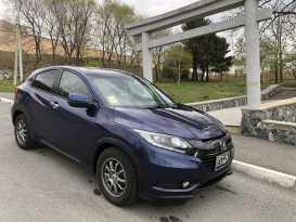 Владивосток Honda Vezel 2017