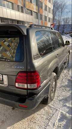 Уфа LX470 2001