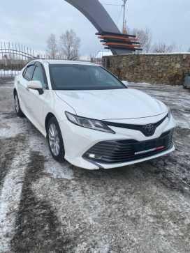 Чита Toyota Camry 2019
