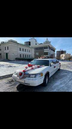 Свободный Town Car 2000