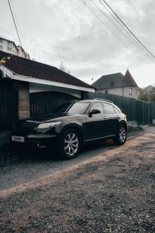 Москва FX45 2003