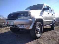 Курган УАЗ Патриот 2014