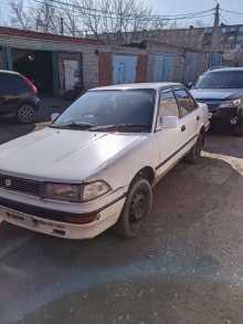 Кувандык Corolla 1987