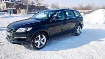 Красноярск Audi Q7 2009